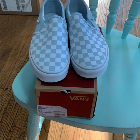 Vans Shoes | Womens Van Asher Slip Ons